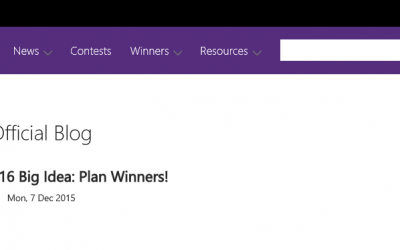Journey Through 2016 Microsoft Imagine Cup: Big Idea Challenge (Part 2)